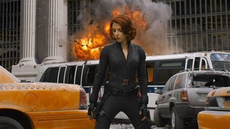 black widow movie the avengers strong female characters and failing the