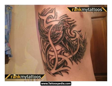 tribal rib cage tattoos tribal rib cage tattoos 09