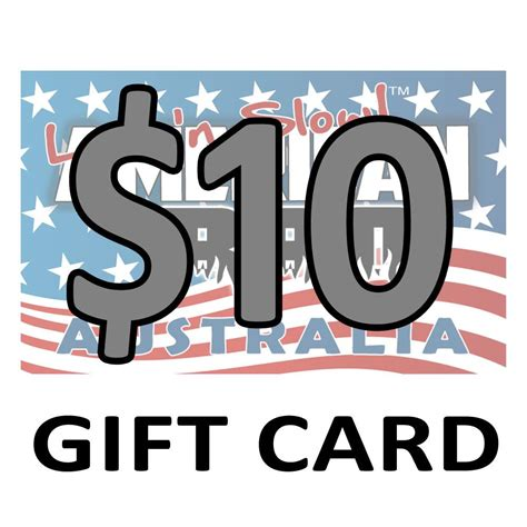 Australian Gift Cards - gift cards american bbq australia