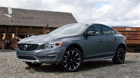 Volvo S 60 by 2017 Volvo S60 Cross Country Drive Review