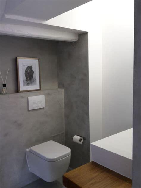 Badezimmer Fugenlos by Fugenlose Design B 246 Den Fugenloser Putz Im Bad Beton Cire