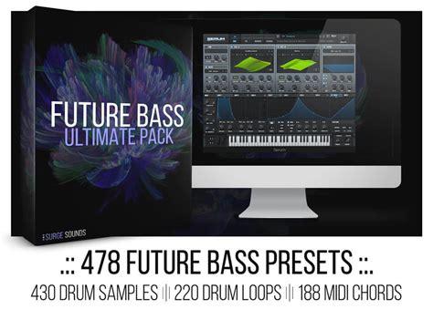 san holo presets future bass ultimate pack flume san holo myrne wave