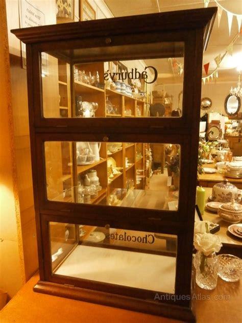 Antique Chocolate Display Cabinet Cadbury S Chocolates Counter Top Display Cabinet