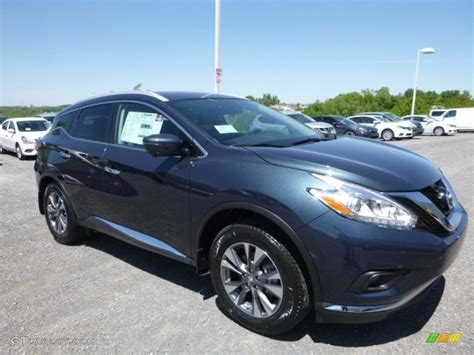 nissan murano 2017 blue 2017 arctic blue nissan murano sl awd 120350647 photo 16