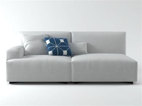 low arm sofa soho low arm sofa system 3d model poliform