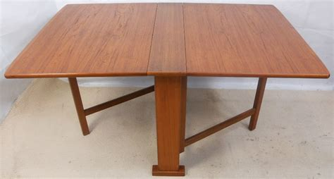 spacesaver dining table teak dropleaf spacesaver dining table sold