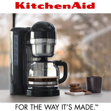 kitchenaid coffee maker empire red cookfunky
