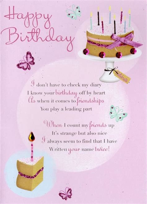 greeting for friend happy birthday greeting card cards kates