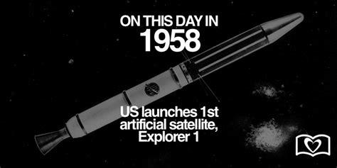 on this day in history on this day in history january 31 1958