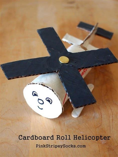 How To Make A Paper Helicopter Model - 17 best ideas about helicopter craft on