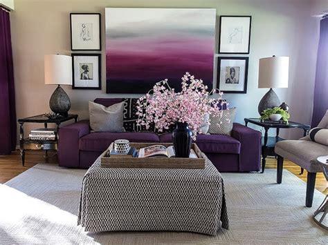Dekorasi Rumah Warna Ungu dekorasi interior warna ungu hadirkan suasana ruang yang