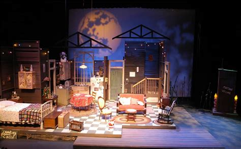 Sugar House Theater by Sky Set Design Performing Arts The List