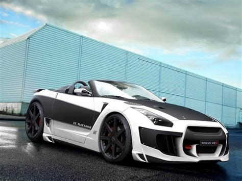 Nissan Gtr Custom Custom Nissan Gtr Wheels Vehicles