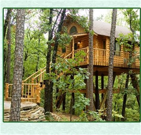 Treehouse Cottages Tree House Cottage Small Treehouse Cottages In Eureka Springs My Favorite Place In