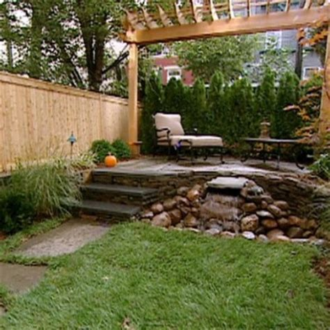 How To Design Your Backyard Landscape by Create The Best Patio Ideas For Your Garden Actual Home