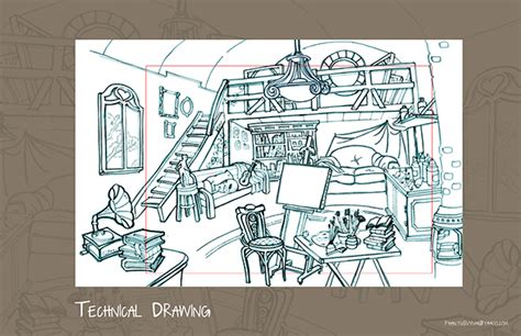 Layout Design Animation | layout design for animation on behance
