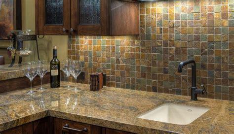 tumbled backsplash tile 30 amazing design ideas for a kitchen backsplash