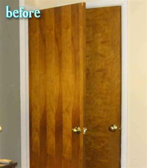 Refinishing Interior Wood Doors Door Makeover Better After