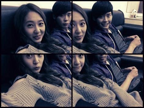 drama lee jong suk dan kristal fx pena merah muda lee jongseok s friendship create a buzz