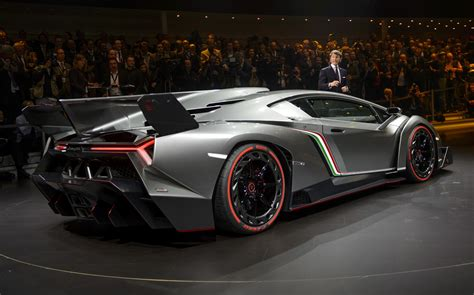Lamborghini New Supercar Lamborghini Unveils 3 9 Million Supercar