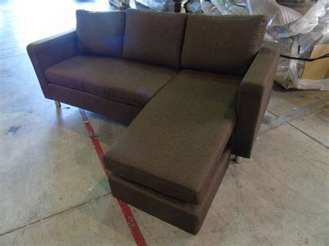 alcove sofa with chaise alcove sofa with chaise brown 142 warehouse