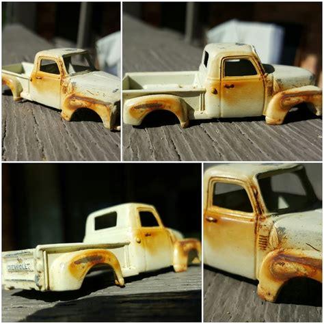make model cars how to rust wheels custom hotwheels diecast cars