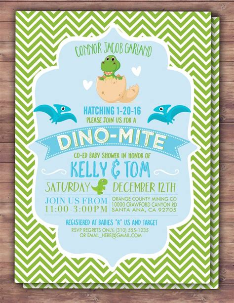 Dinosaur Baby Shower by 25 Best Ideas About Dinosaur Baby Showers On