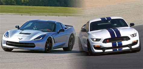 corvette shelby corvett vs shelby gt autos post