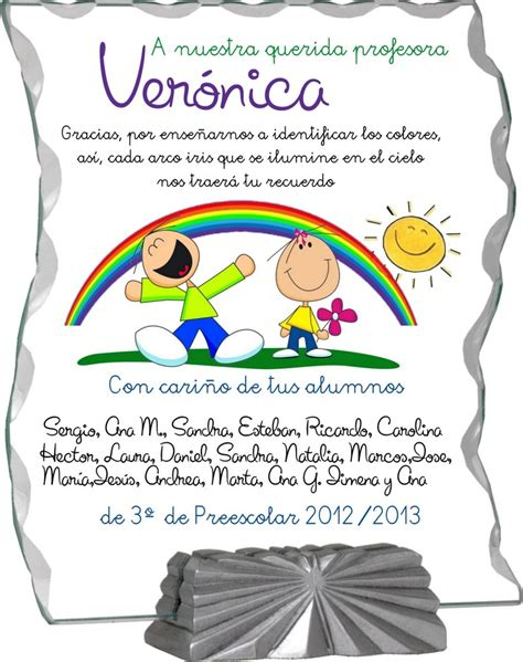 carta de agradecimiento a una maestra 1000 images about regalo maestras on pinterest father s