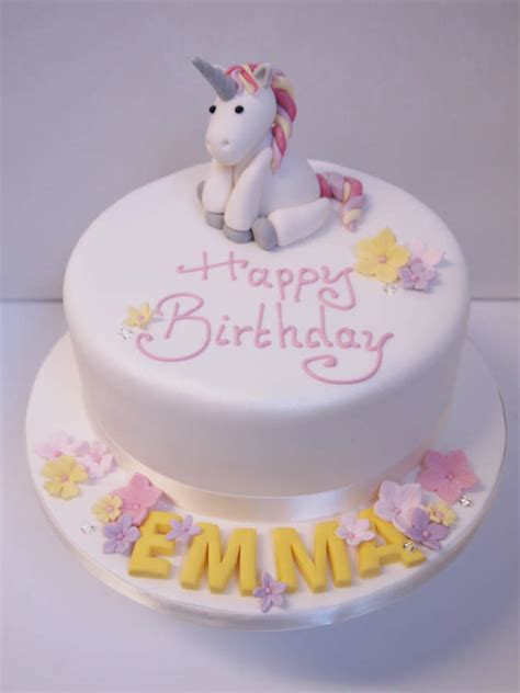 unicorn pattern for cake birthday cakes images great birthday ice cream cake ideas