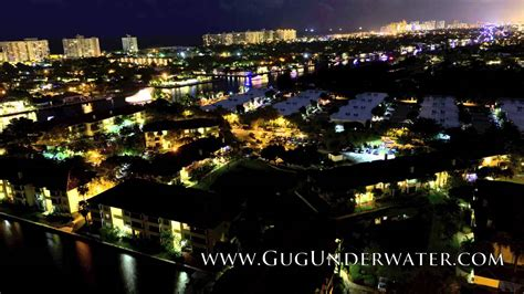 fort lauderdale boat show parade 2013 fort lauderdale boat parade time lapse youtube