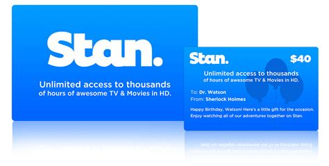 Stan Gift Cards - sign up with a stan gift card stan support