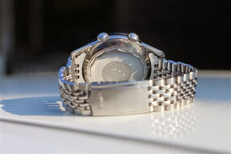 Jam Antik Enicar Sherpa jam tangan kuno enicar sherpa guide gmt mint condition