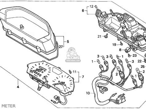 honda dominator 650 wiring diagram wiring source
