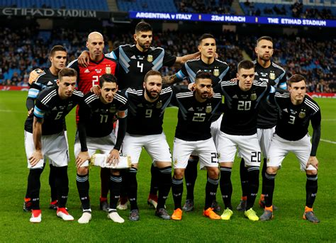 football world cup 2018 argentina squad world cup 2018 argentina team in world