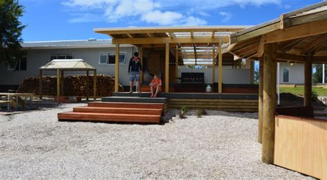 Hahei Cabins by Dingle 20 Day New Zealand Tour Stray Journeys