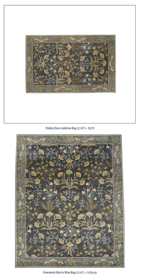 Pottery Barn Adeline Rug Pin By Copycat Chic On Copycat Chic Finds Pinterest