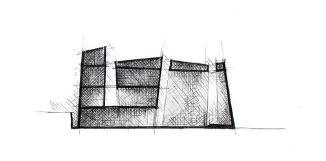 section hand gallery of holy redeemer church menis arquitectos 2