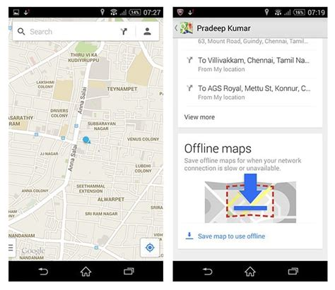 offline maps android how to use maps offline android ios
