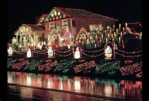 the top residential holiday light displays in the