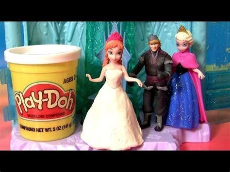 Wedding Magic Clip by Magiclip Doll Disney Frozen Play Doh Design Wedding