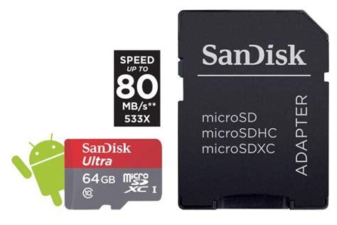 Sandisk Ultra Microsd 64gb 80mb S Microsdxc Uhs I Micro Sd Class 10 2 sandisk ultra microsdxc 64 gb 80 mb s class 10 uhs i s adapt 233 rem befoto cz