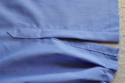 tutorial the shirt sleeve placket a professional sewing shirt sleeve placket tutorial tutorial corte