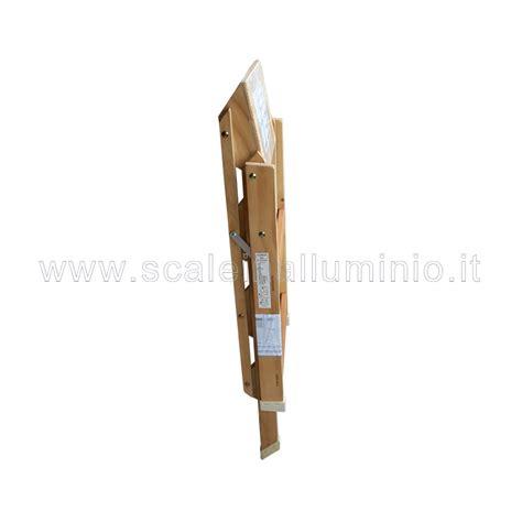 sgabello prezzo sgabello 3 gradini in legno vario non verniciato