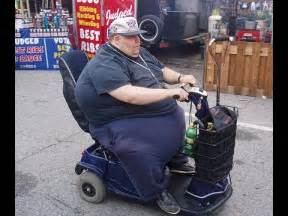 Fat guy in wheel chair gets hit and gets very angry youtube