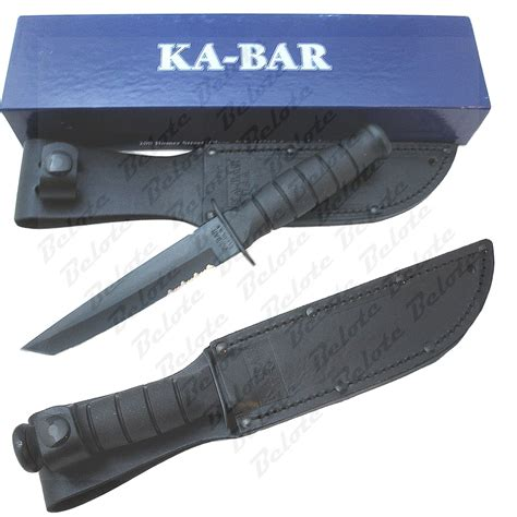 kabar tanto ka bar knives kabar black tanto serrated 1255 ebay