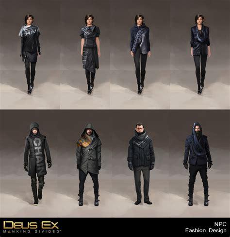 design concept art deus ex mankind divided concept art by bruno gauthier