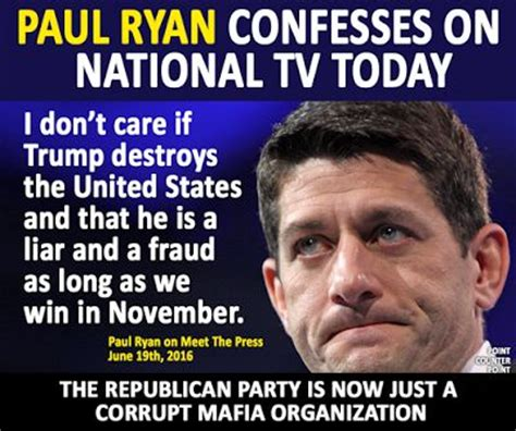 paul ryan is a hypocrite charlatan and right wing 953 best politics republicans being republicans and their