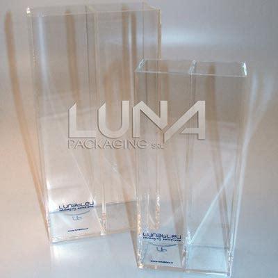 vasi plexiglass produzione articoli plexiglas