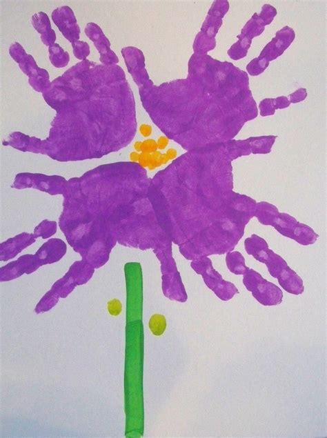 purple crafts for candice ashment poppy flowers print